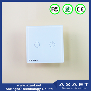 AXAET waterproof Bluetooth control touch light remote control switch for smart home