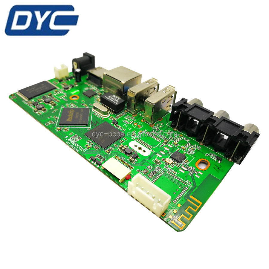 China Tv Circuit Boards Manufacturers And Buy Multilayer Board Pcbpcb With Impedance Controlpcb Suppliers On Alibabacom