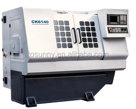 china hot selling cnc lathe machine tool with bar feeder
