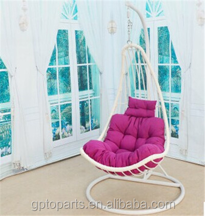 Wrought Iron Patio Swing Indoor Indian Hanging Chairs For Bedrooms 1151