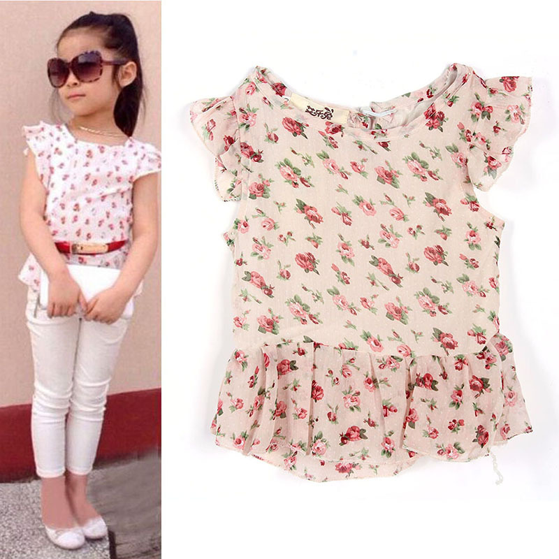 Cheap little girl clothes online