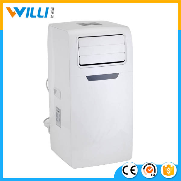 Quaility guaranteed with 9000Btu portable air conditioner dehumidifier with LED display