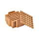 Table Bamboo Set Coster Cup Square Holder Custom Wood Ab Sale Part Map Coaster