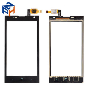 Replacement Parts Touch Screen With Digitizer Display Assembly For ZTE Kis  3 Max V830W Mobile Phone