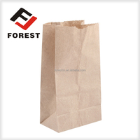 packaging bag kraft paper food packaging paper bag