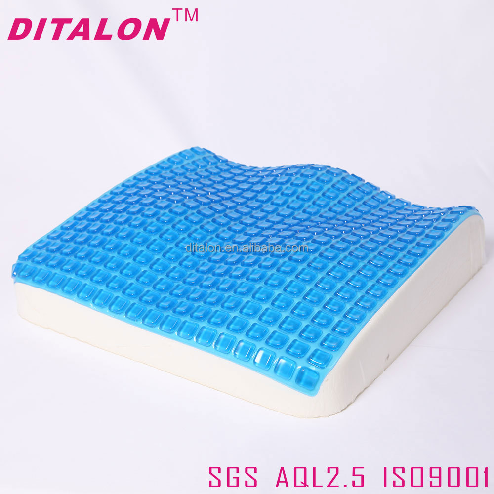 Hot sale durable stadium seat cushion to keep good posture and correct spinal alignment