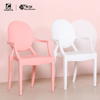 Stackable plastic modern event party children kids chair