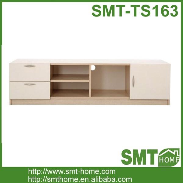 Cheap Modern Led Tv Stand Wood Furniture Design