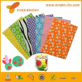 Colorful Eva Foam,Printed Eva Foam Sheet,Solid Eva Foam Roller - Buy ...