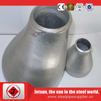 CON Stainless/Carbon/Alloy Steel Reducer pipe fittings