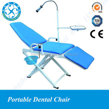 Flux chair with LED Operation L& portable dental chair/ Foldable Dental Chair L&/Light  sc 1 st  Alibaba & Flux Chair With Led Operation Lamp Portable Dental Chair/ Foldable ...