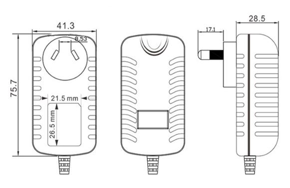 supply ac to dc 3v 4 5v 5v 6v 7 5v 9v 12v power adapter