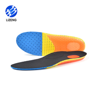 Anti Sweat Insoles Athletic Shoe Insoles EVA Sports Insoles