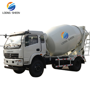 High Efficiency Low Price 8m3 Concrete Mixer Truck For Sale In Malaysia