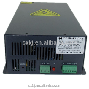 High voltage 100w laser power supply for CO2 Laser Cutting Machine