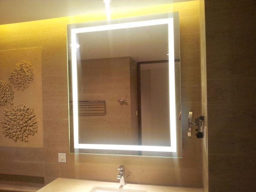 Ccc ce ul rohs ip54 led de cadena impermeable peluquer a peluquer a espejo espejo espejos de - Espejos peluqueria precios ...