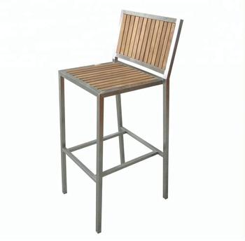 Marvelous Wf 1207 Outdoor Teak Barstool Buy Teak Barstool Outdoor Barstool Teak Outdoor Barstool Product On Alibaba Com Bralicious Painted Fabric Chair Ideas Braliciousco