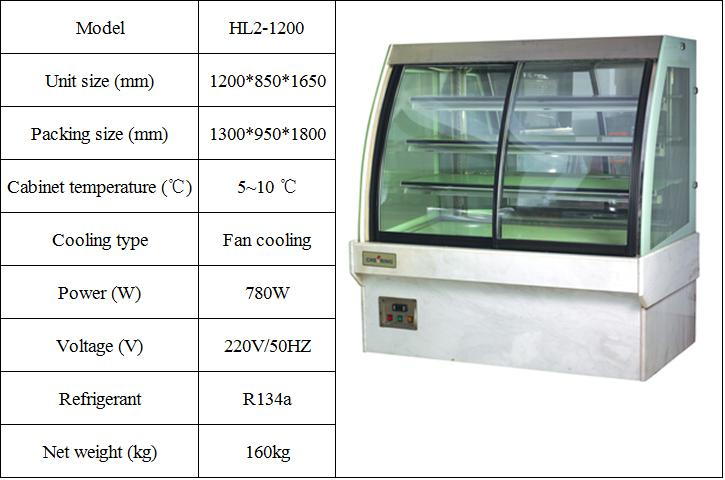 Guangzhou Factory Ce Certification Refrigeration Equipment