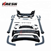 OEM Summit body kit parts for grand cherokee wk