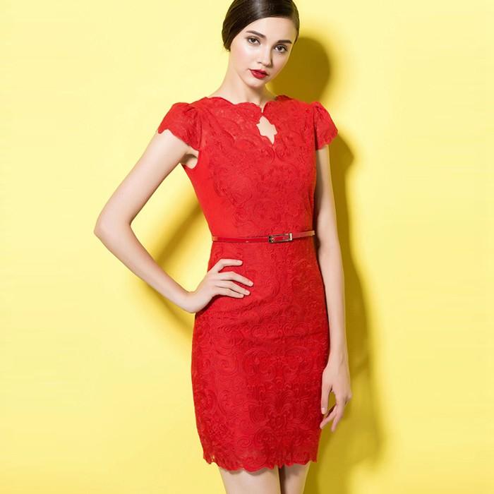 a1ec40726 Fotos semi formal vestidos de encaje de mujeres ropa de marca de moda  modelo sexy bodycon