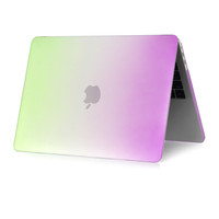 "For Macbook pro laptop 15"" i7 Cover Rainbow Hard Shell Laptop Case"