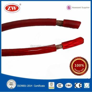 4 Awg Rote Power Drahtseil 4 Awg Car-audio Erdungskabel - Buy Car ...