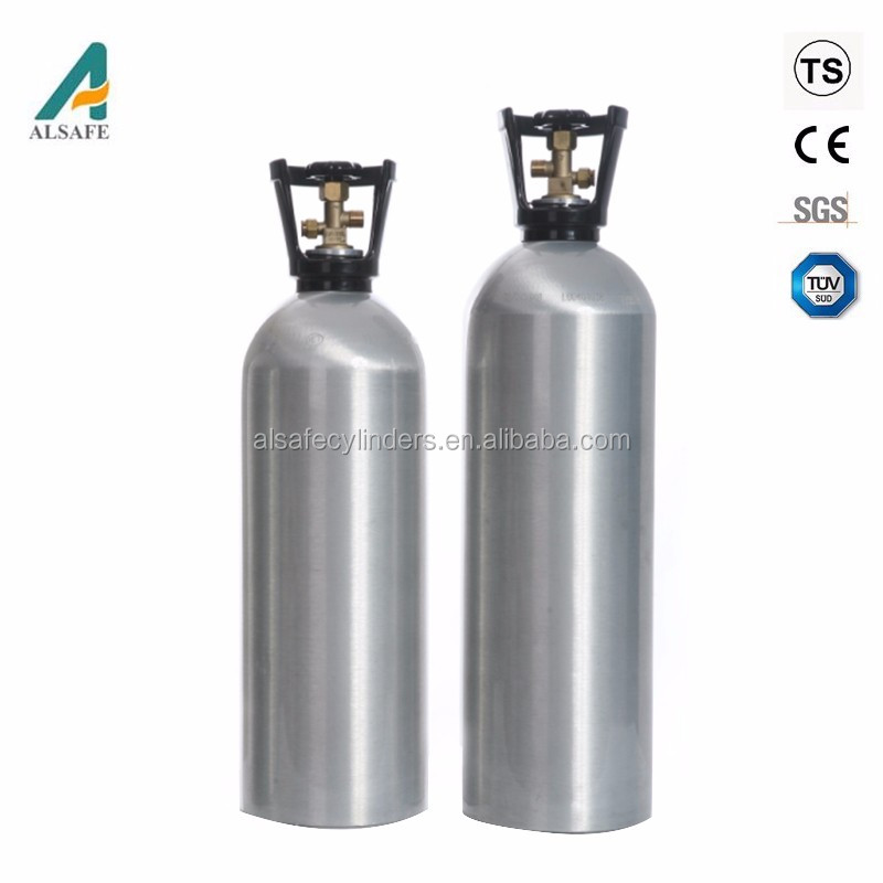 China Manufacturer Direct Sale And Hot Sale New 22lb CO2 Cylinder Beer Tank