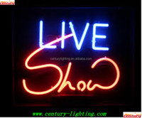 Live Show Neon Sign - Buy 2016 New Live Show Neon Sign,Wholesale ...