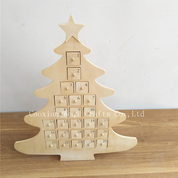 2017 High Quality Custom Wooden Arts Crafts Decorative Gift Box Holiday Living Christmas Trees Display Gift Storage Box Buy Decorative Christmas