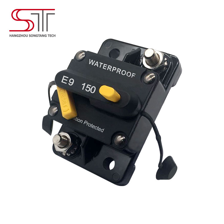 E99 150A Overheating protection Thermal Circuit Breaker For Trucks Caravan