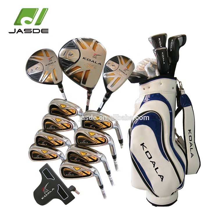 Di alta qualità su ordinazione oem golf club set