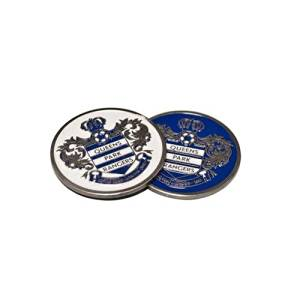 c7263a5a38c Get Quotations · Queens Park Rangers F.C. Ball Marker- Enamel Ball Marker-  Double Sided- Approx 25Mm