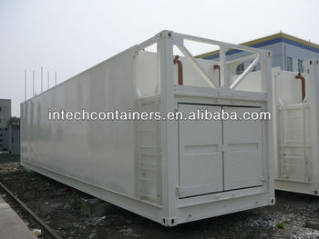 68kl Self Bunded Fuel Tank Containers110 Secondary Containment