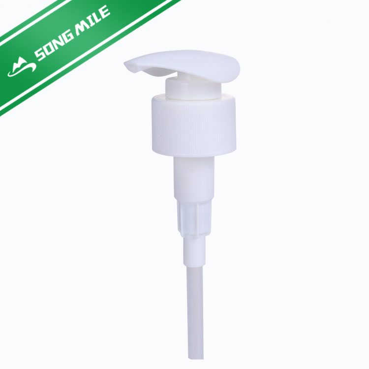 Good price pet personal care colorful white treatment pump