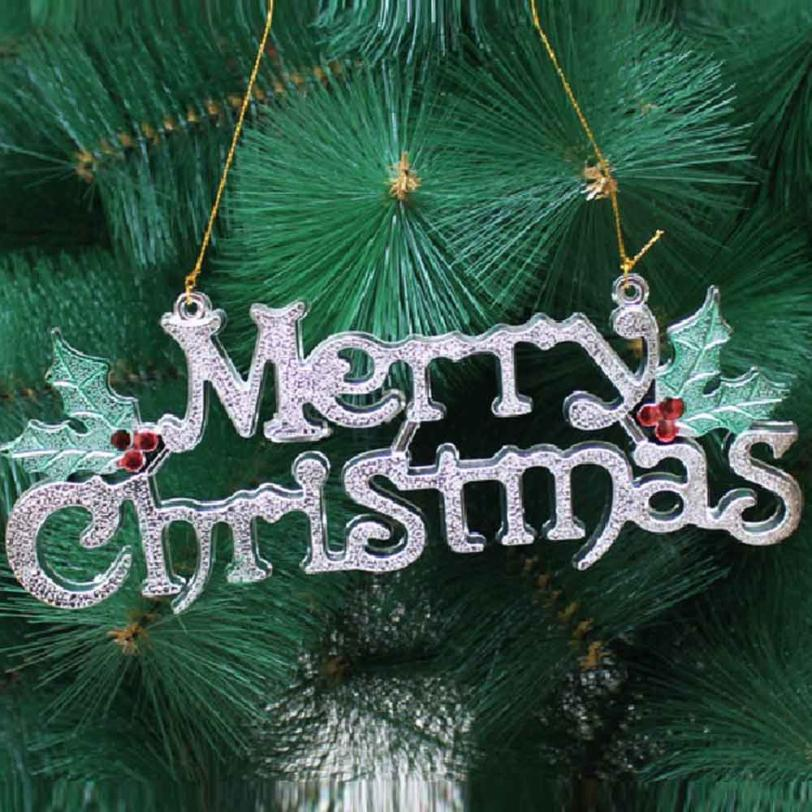Christmas Decoration Christmas Home Decor Enfeites De Natal Fashion Christmas Tree Ornaments Decorations