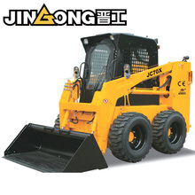 Brand new jingong mini <span class=keywords><strong>skid</strong></span> <span class=keywords><strong>steer</strong></span> loader con <span class=keywords><strong>motore</strong></span> cinese