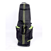 China Supplier Big Wheels Golf Travel Bag