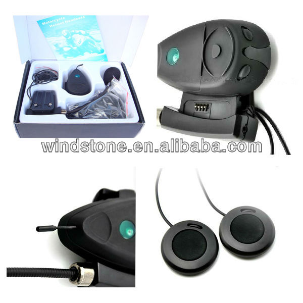 Moto Communication Helmet Headset 500m Intercom Motorcycle Products