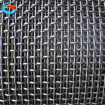 Professional Made Multi Stainless Steel Galvanized Crimped Wire Mesh