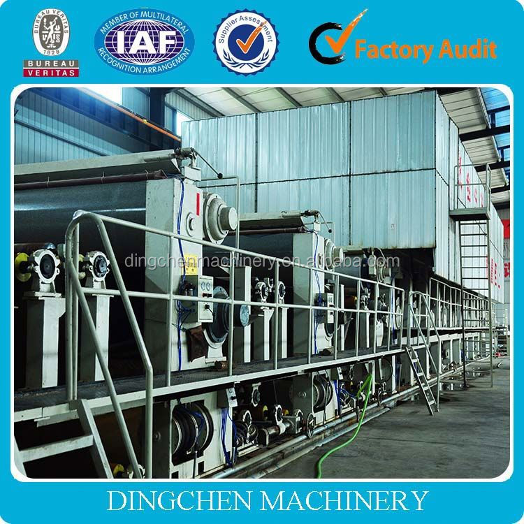 Dingchen HOT SALE Floating Paper Making Machine