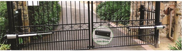 Lockmaster Mp1102 Small Automatic Electric Door Opener With Wireless Remote  - Buy Door Opener,Electric Door Opener With Wireless Remote,Small