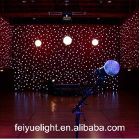 Light For Stage Decoration/led Star Cloth - Buy Light For Stage ...