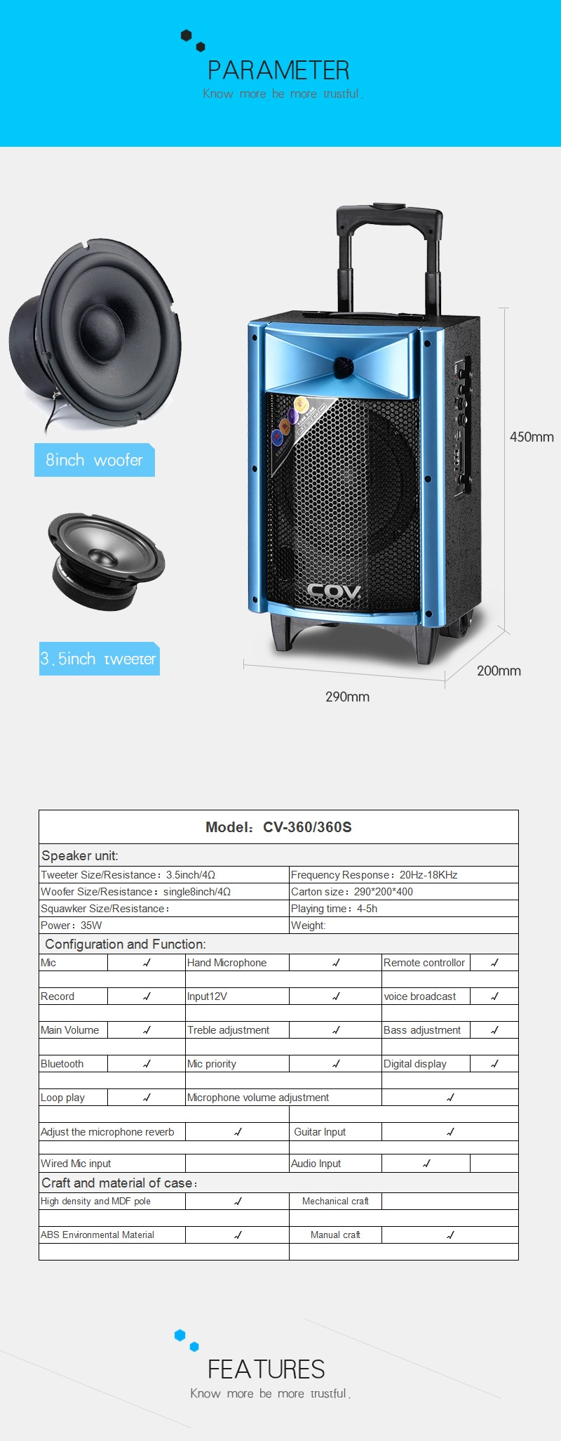 China Suppliers Best Price Portable Car Amplifier