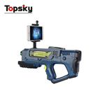 AR game gun bluetooth topsky ar gun plastic more than 15 games controller for iPhone android smart phones