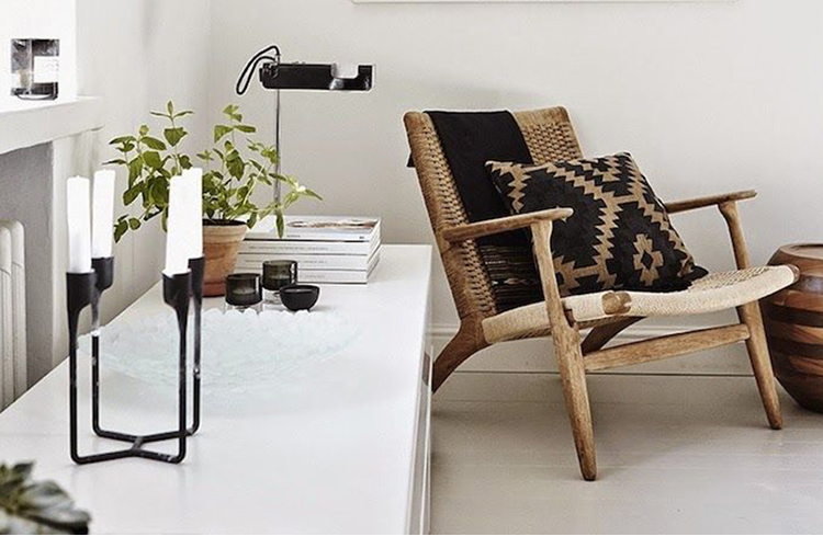 Nordic Style Solid Wood Chaise Lounge Chair For Indoor Buy Chaise