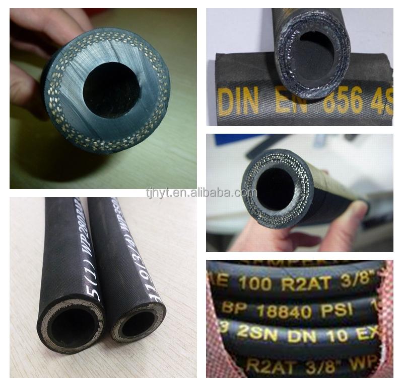 Large Diameter Hydraulic Hose/ Certificate Hydraulic Hose