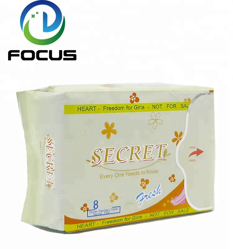 High Quality Anion Sanitary Pad For Women Factory in China