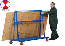 stone slab moving cart, A frame cart, heavy duty metal sheet moving cart ,loading capacity 900kg