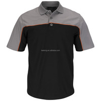 High quality performance dry fit racing polo shirts design