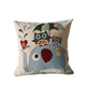 Design Owl Cotton Blended Series Chair Cushion